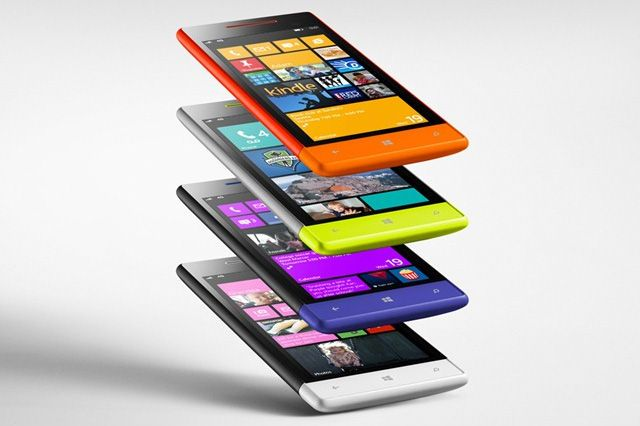 HTC WP8S