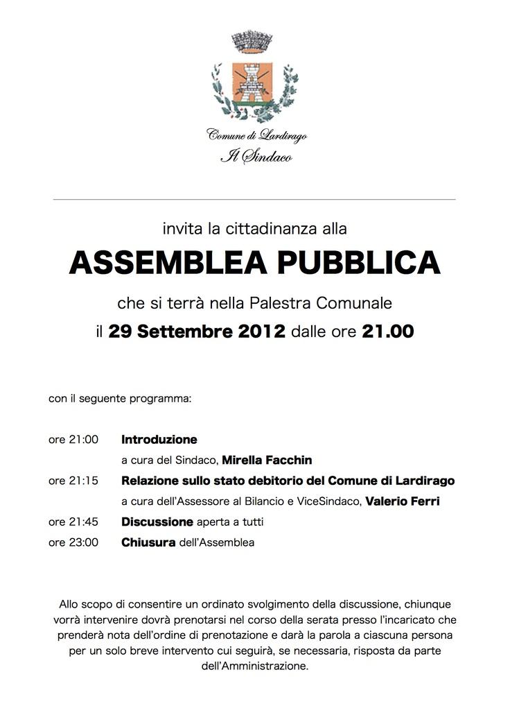 Assemblea 29 09 2012