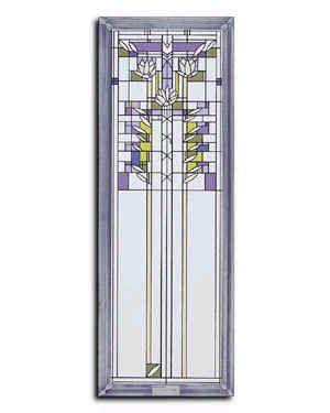 Water Lilies, Frank Lloyd WRight Design