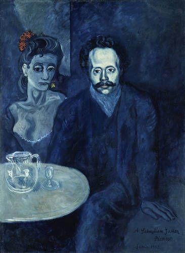 Portrait of Sebastià Junyer i Vidal, 1903 Pablo Picasso (Spanish, 1881-1973)