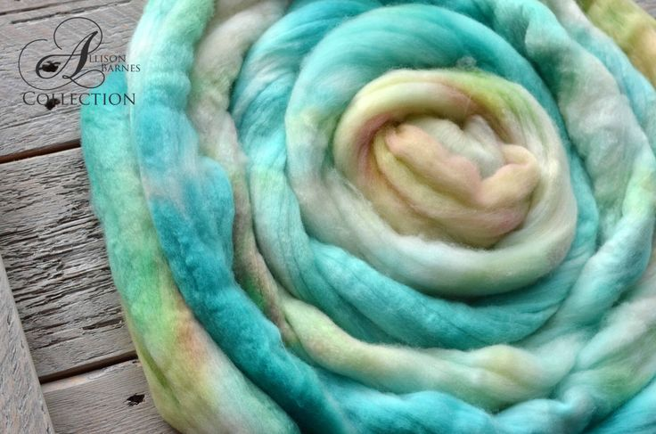 A personal favorite from my Etsy shop https://www.etsy.com/ca/listing/468406130/merino-wool-top-for-spinning-or-felting