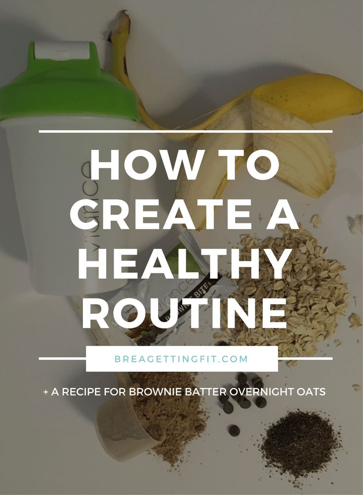 Healthy Routine   New Year   New Resolution   Fitness   Exercise   Nutrition