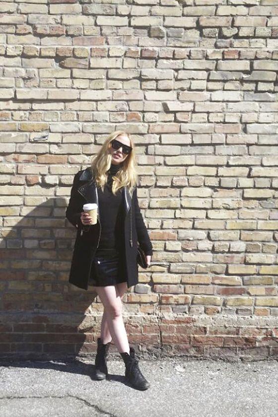 365 days of looks: Liz Trinnear Day 41 / 365 jours de looks: Liz Trinnear Jour 41