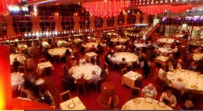Carnival dream crimson restaurant.