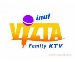 Inul Vizta Family KTV #ayopromosi #gratis http://www.ayopromosi.com/