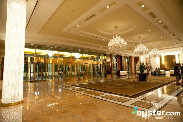 Lobby at the Trump International Hotel & Tower Las Vegas | Oyster.com