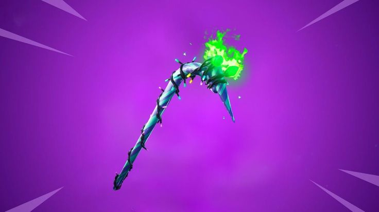 Free fortnite merry mint axe pickaxe being granted here