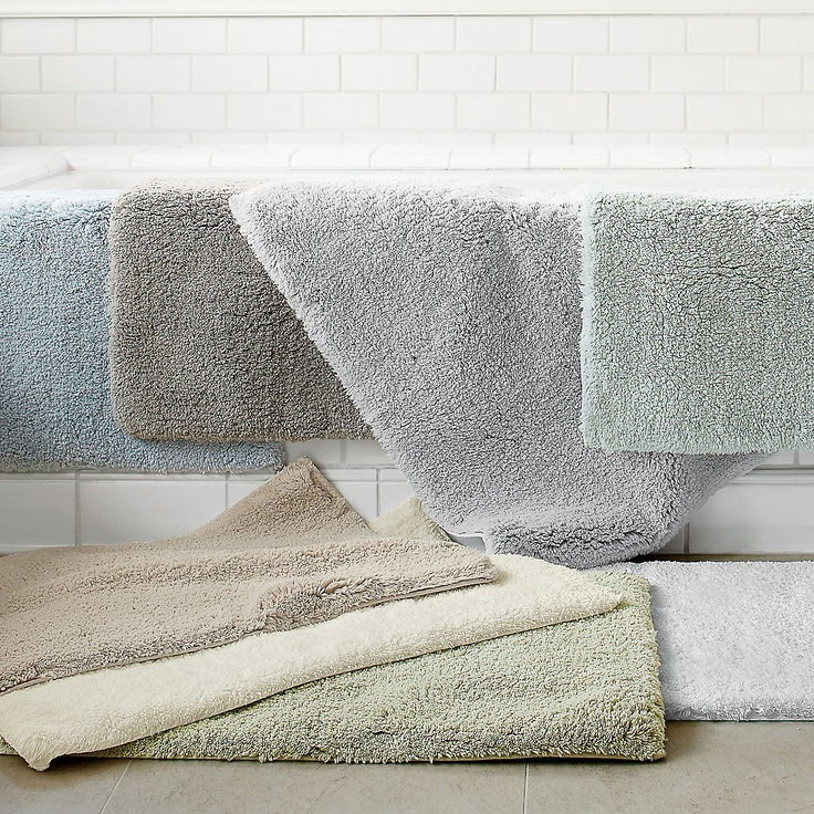 Legends Supreme Bath Rug Woven Of Fine Combed Egyptian Cotton For The Ultimate In Opulence