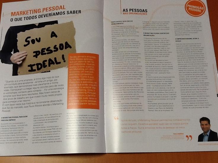 Entrevista sobre Marketing Pessoal - SGS Global