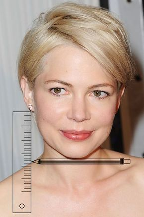 Stehen dir kurze Haare? Short hair right for your face?