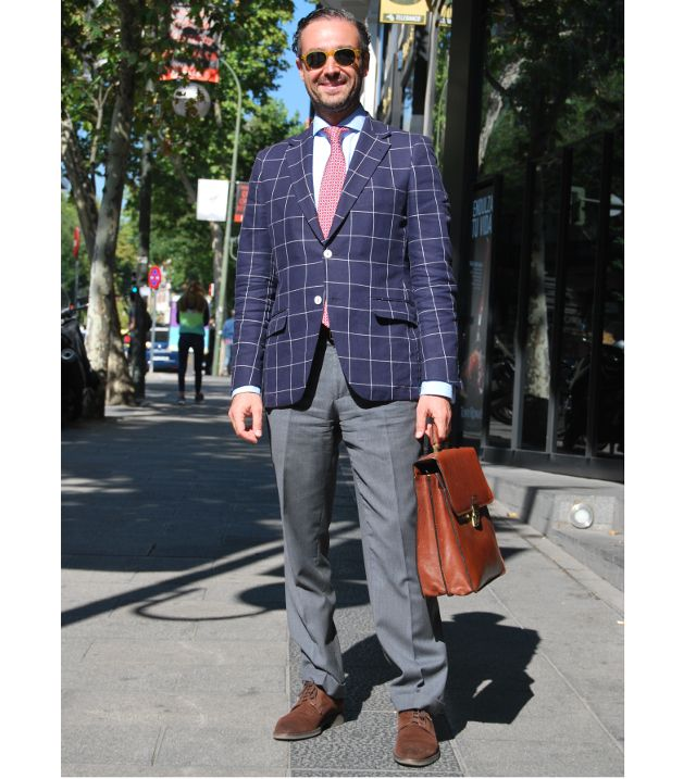 Street Style - Casual Friday - Madrid
