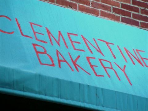 Vegan Sweet Clementine Bakery in Brooklyn NY from CookingChannelTV.com