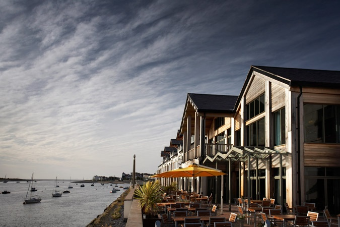 The Quay Hotel & Spa at Deganwy Marina