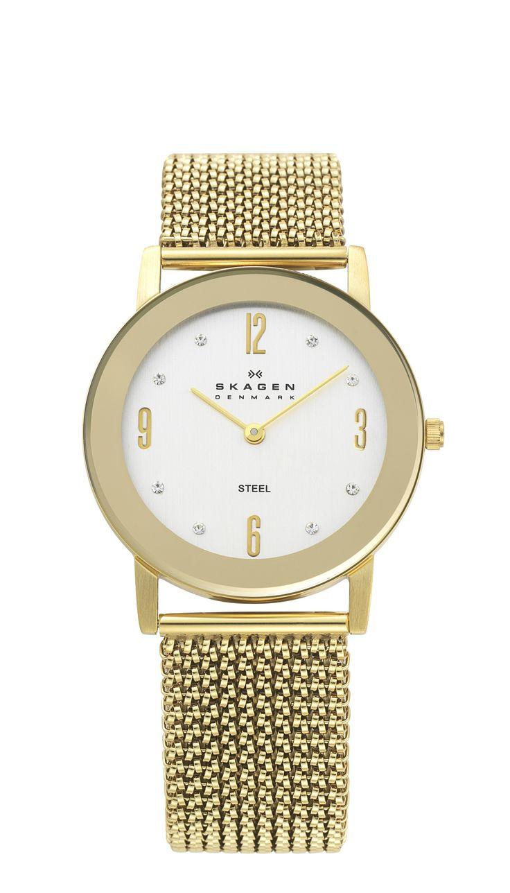 Skagen horloge 39LGG1