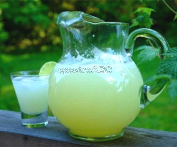 Közel-keleti limonádé | Receptek | gasztroABC