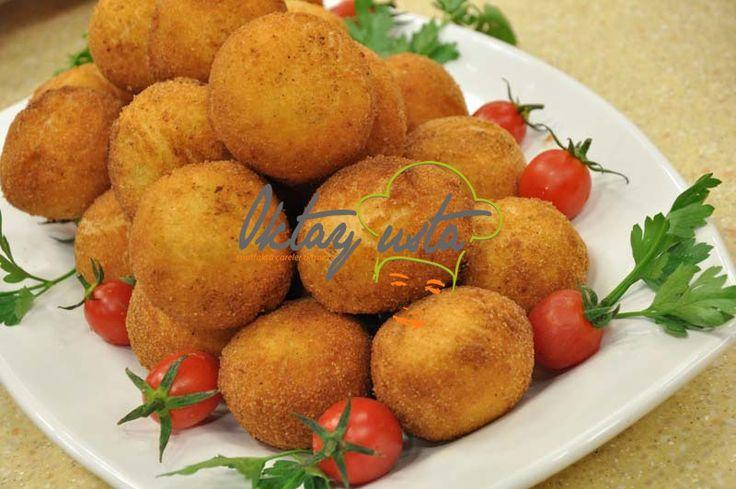 Patatesli Tavuklu Lokma Börek