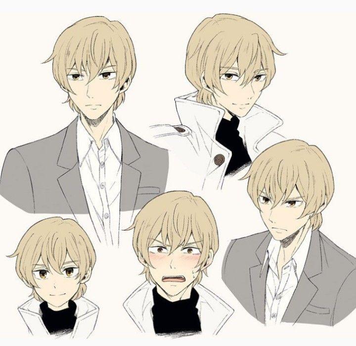 Erased Characters Anime Anime Shows Manga