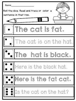 Kindergarten Writing - This is a FREE sample of my product Writing Simple Sentences Hands On.It offers writing practice to the students who need to learn how to write sentences.It is designed for Pre-K and Kindergarten but you can also use it with struggling 1st graders.If you like it and want to purchase the full version you can purchase it by clicking on the following link:Writing Simple Sentences Hands On