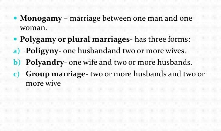 Polygamy vs Monogamy - What You Should Know
