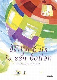 Boekenhoek: mijn huis is een ballon