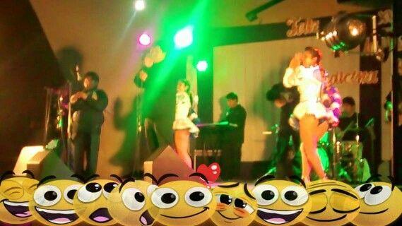Hoy 4 de junio cantaremos y bailaremos con lo mejor del ritmo caporal, morenada y lo mejor de la música latinoamericana con tu grupo OGEP de la UNJBG. Diversión asegurada a partir de las 8 p.m en la conchita de la ciudad universitaria. Saludos y buenas noches.