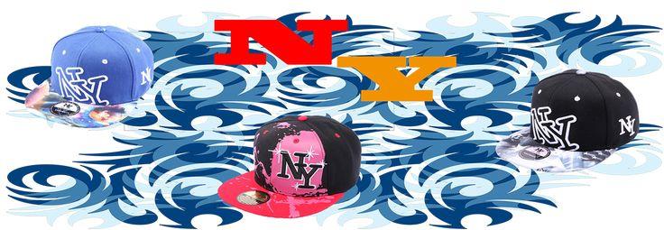 Les célébres #snapback NY sont sur Hatshworoom ! www.hatshowroom.com