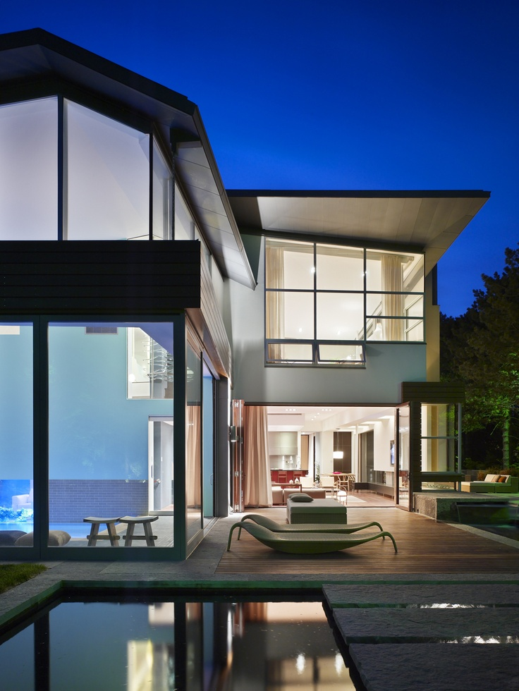 Thornhill Residence   Contemporary   Exterior   Toronto   SCE Construction  Management Inc.