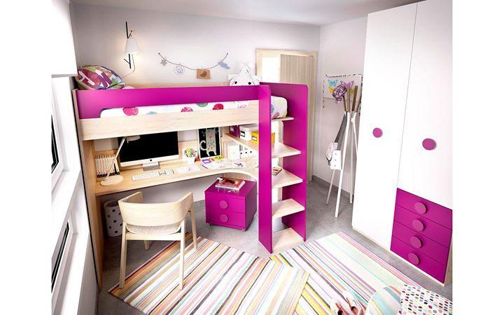 Mejores 28 im genes de camas para dormitorios con poco for Litera mueble joven