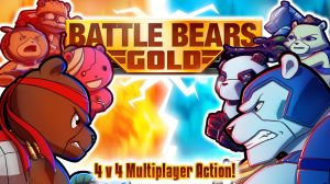 Battle Bears Gold is an Android & iOS release from SkyVu Entertainment. Battle Bears Gold is third person shooter with its main focus on the online multiplayer games. When the players are ready to play, they are given a choice between 2 game modes: Team Battle & Plant The Bomb. Team Battle is traditional team-based deathmatch. 2 teams of up to 4 players each will square off with time limit to see who can land most kills.