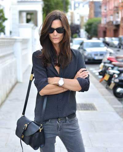 Парижский стиль в одежде | Gedonistka.com