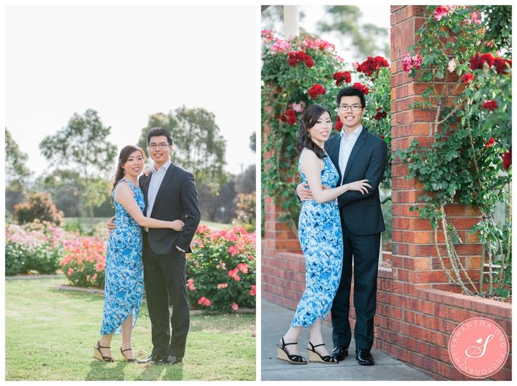 Romantic Mornington Pensinsula Engagement Photos: Yinju   Run