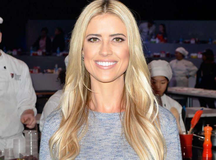 cool How HGTV's Christina El Moussa Realized She Was Undereating