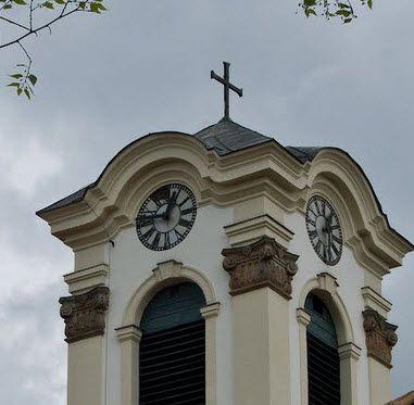 Fehérek temploma (Március 15. tér 24.)