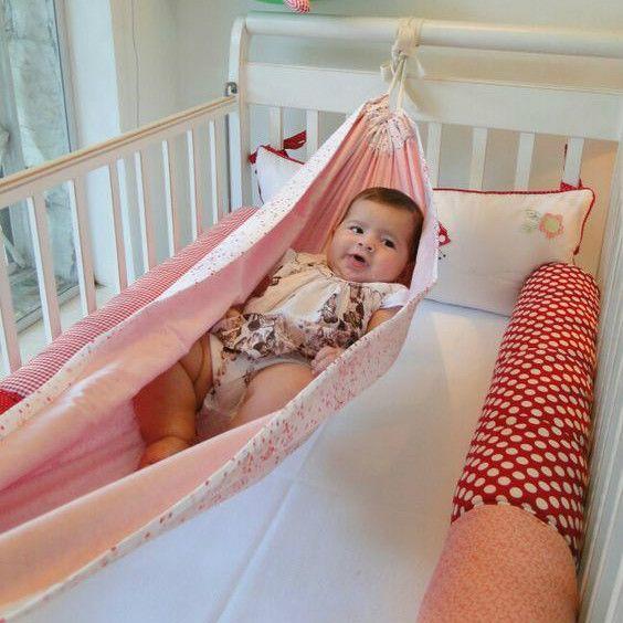 Rede para berço: como surgiu e quais os benefícios para o bebê
