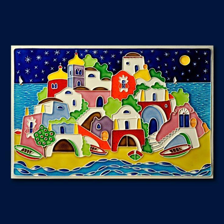 Картинки по запросу orologio casetta ceraMICA
