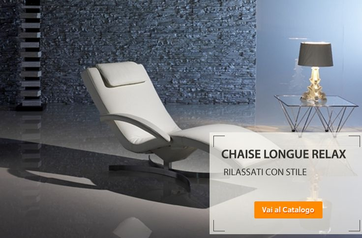 Chaise Longue http://www.materassireti.com/