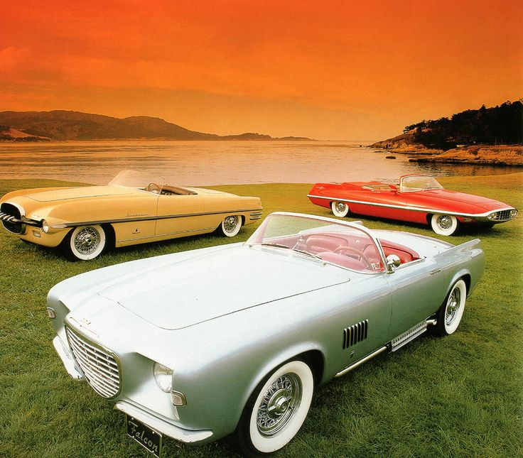 Chrysler Group Concepts On