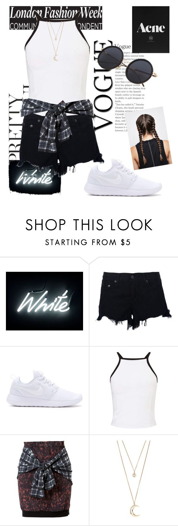 """""""Join my group: http://www.polyvore.com/cgi/group.show?id=208673"""" by valerieetorres ❤ liked on Polyvore featuring Seletti, rag & bone, NIKE, Miss Selfridge, 3.1 Phillip Lim and Forever 21"""