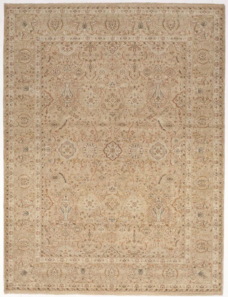 Hand knotted Indian rugs. 9'x 12' #LuxuryRugs #HajJalili
