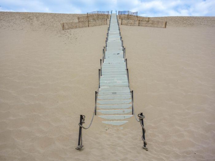 - Une photo par jour - Dunes du Pilat - Francis Traunig