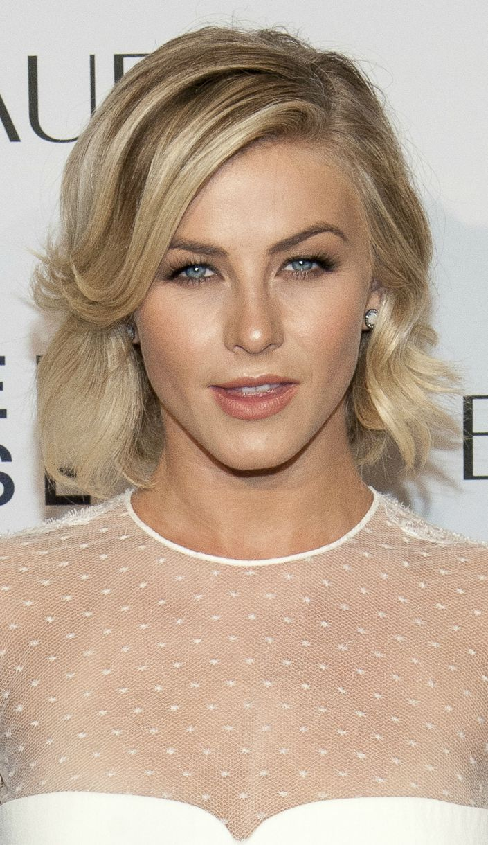 Julianne hough s short hair updo popsugar beauty - 31 Gorgeous Photos Of Julianne Hough S Hair