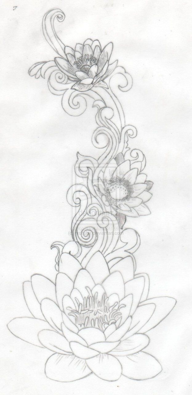 Tattoo sketch by ~rxchubx on deviantART