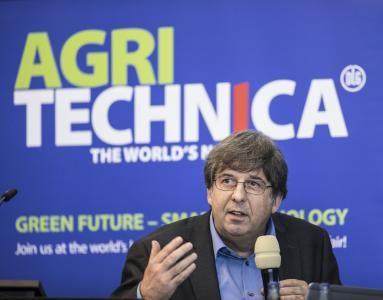 Feldrobotik im Pflanzenbau: Vortrag auf der weltgrößten Agrarmesse http://ift.tt/2AdqAA5