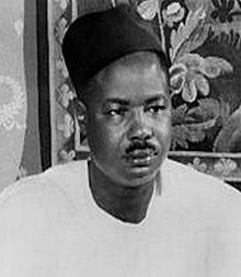 Ahmadou Ahidjo (24 August 1924 – 30 Nov. 1989) 1st President of Cameroon(5 May 1960 – 6 Nov. 1982)