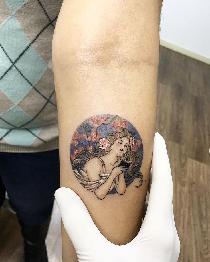 Eva Krbdk tattoos