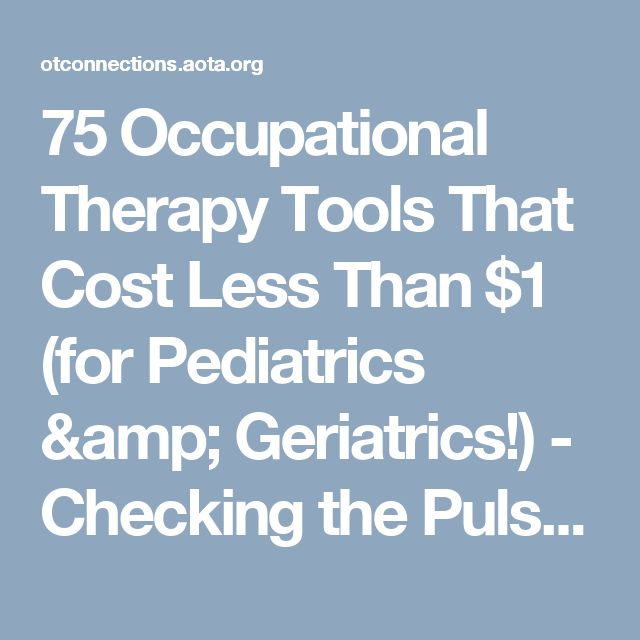 Best 25+ Occupational therapy assistant ideas on Pinterest - occupational therapist resume