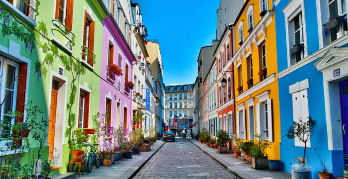 Notting Hill à Paris : rue Crémieux (12ème)