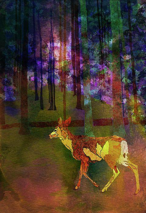 Back to the Forest by J. Gazo-McKim