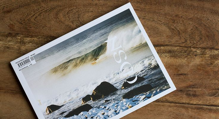 Nordic Surfers Mag - NSM No.20 - JÆREN SPECIAL