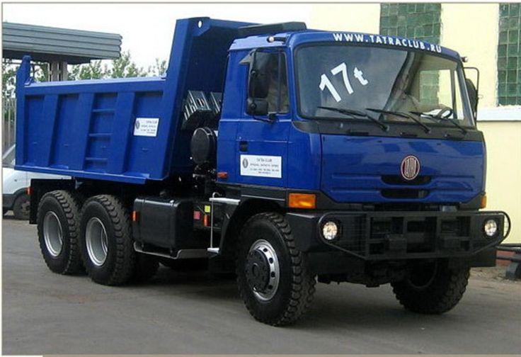 Tatra T815 6x6.